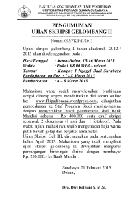 Pengumuman Ujian gel II 2013-page0001